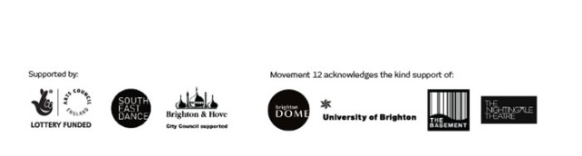 Movement 12 - Funders & Sponsors