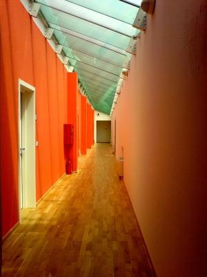 Cytomotion City: Interior space, Venice. Photo: CiCi Blumstein 2011