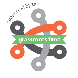 Thanks BDF 2013 grassroots fund!